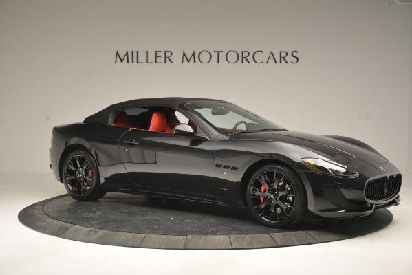 Used 2015 Maserati GranTurismo Sport for sale Sold at Aston Martin of Greenwich in Greenwich CT 06830 22