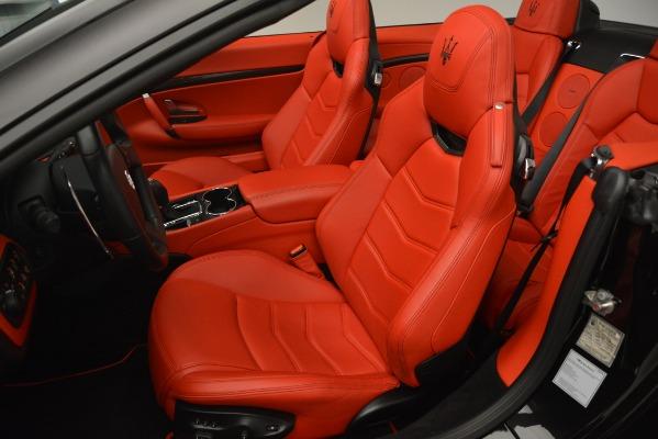 Used 2015 Maserati GranTurismo Sport for sale Sold at Aston Martin of Greenwich in Greenwich CT 06830 25