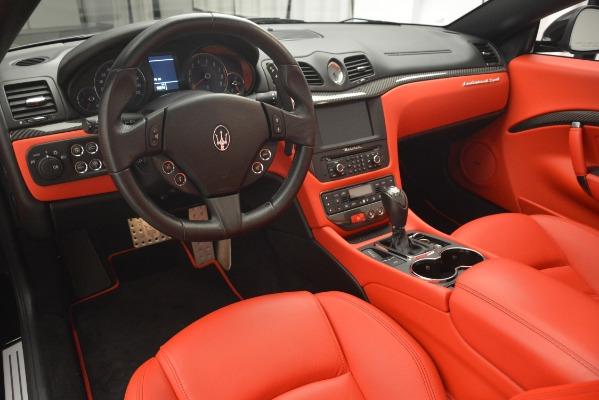 Used 2015 Maserati GranTurismo Sport for sale Sold at Aston Martin of Greenwich in Greenwich CT 06830 26