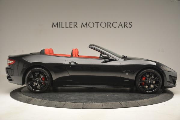 Used 2015 Maserati GranTurismo Sport for sale Sold at Aston Martin of Greenwich in Greenwich CT 06830 9
