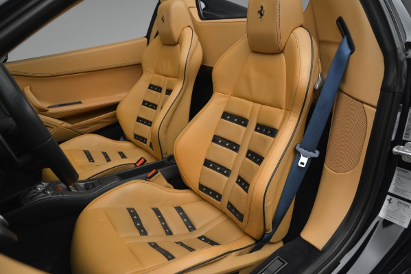 Used 2014 Ferrari 458 Spider for sale Sold at Aston Martin of Greenwich in Greenwich CT 06830 27