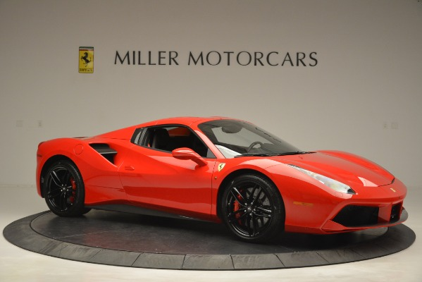Used 2017 Ferrari 488 Spider for sale Sold at Aston Martin of Greenwich in Greenwich CT 06830 22