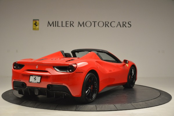 Used 2017 Ferrari 488 Spider for sale Sold at Aston Martin of Greenwich in Greenwich CT 06830 7