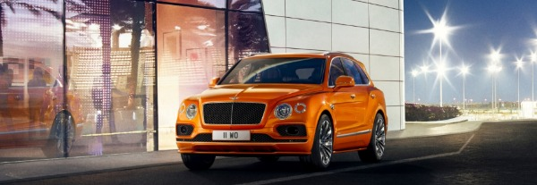 New 2020 Bentley Bentayga Speed for sale Sold at Aston Martin of Greenwich in Greenwich CT 06830 2