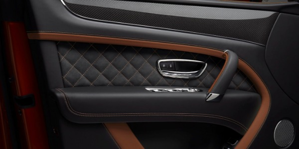 New 2020 Bentley Bentayga Speed for sale Sold at Aston Martin of Greenwich in Greenwich CT 06830 6