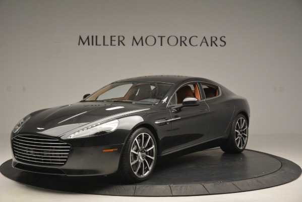 Used 2016 Aston Martin Rapide S for sale Sold at Aston Martin of Greenwich in Greenwich CT 06830 2