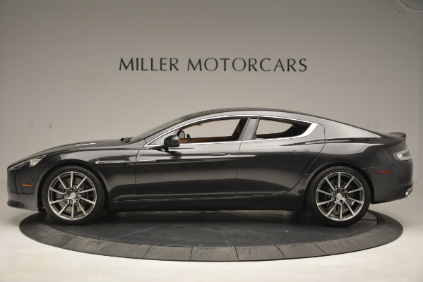 Used 2016 Aston Martin Rapide S for sale Sold at Aston Martin of Greenwich in Greenwich CT 06830 3