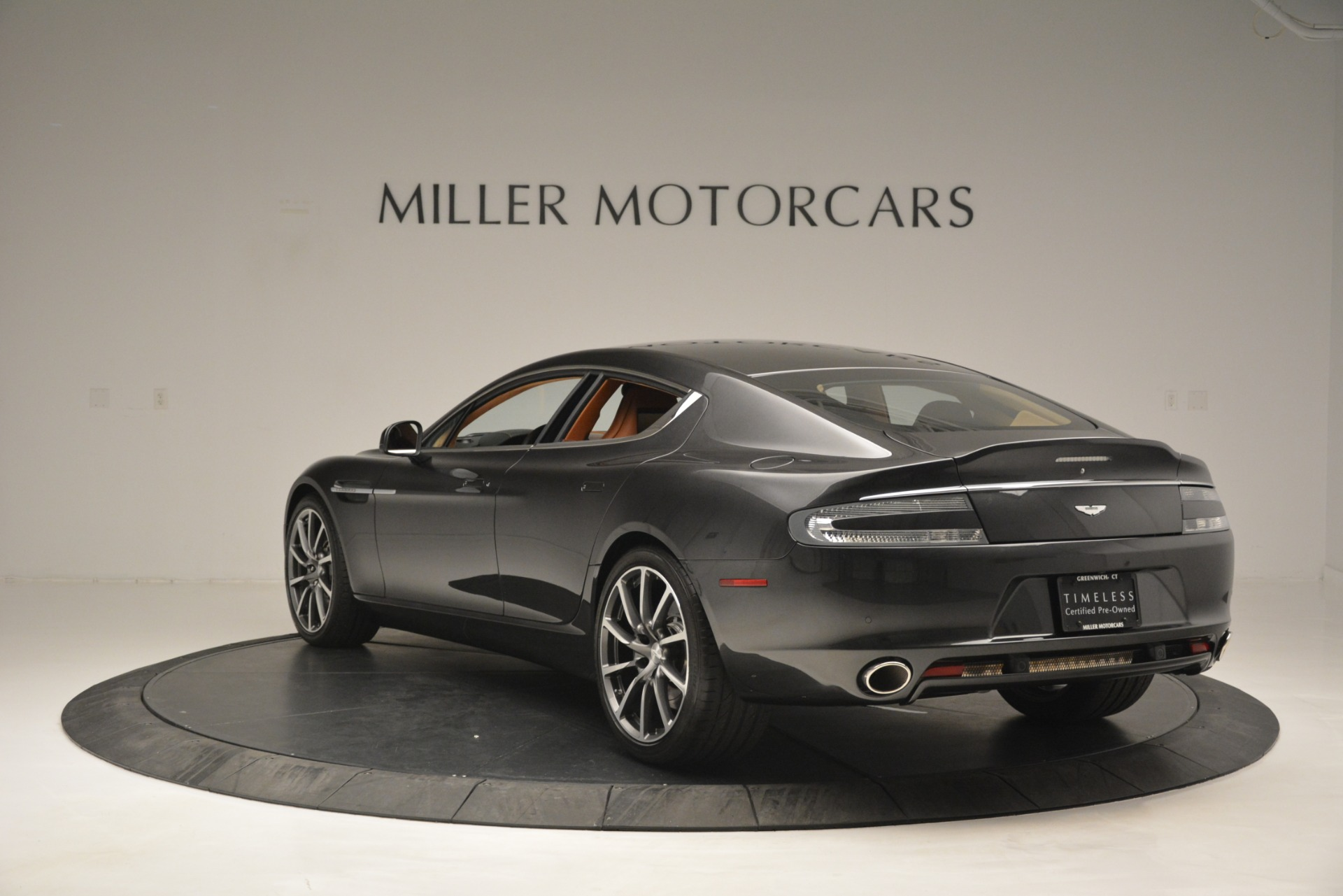 Pre Owned 2016 Aston Martin Rapide S For Sale Special Pricing Aston Martin Of Greenwich Stock 7492