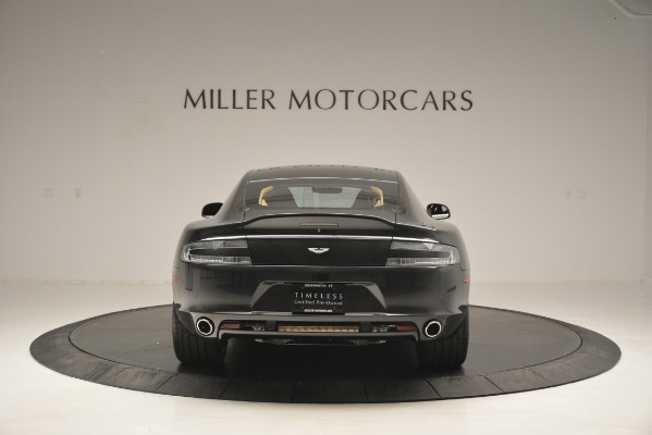 Used 2016 Aston Martin Rapide S for sale Sold at Aston Martin of Greenwich in Greenwich CT 06830 6