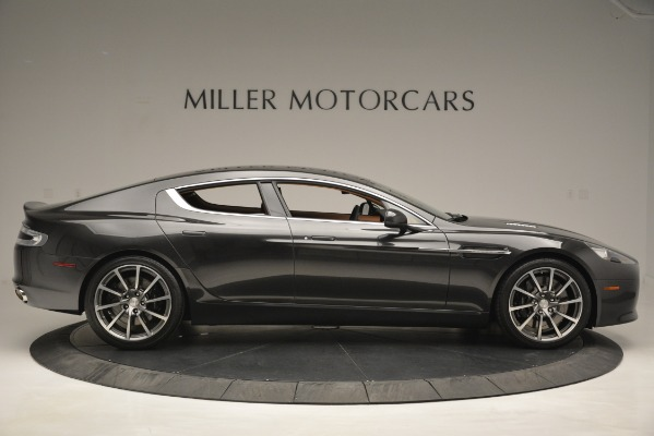 Used 2016 Aston Martin Rapide S for sale Sold at Aston Martin of Greenwich in Greenwich CT 06830 9
