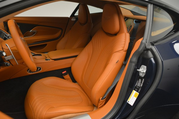 Used 2018 Aston Martin DB11 V12 Coupe for sale Sold at Aston Martin of Greenwich in Greenwich CT 06830 16