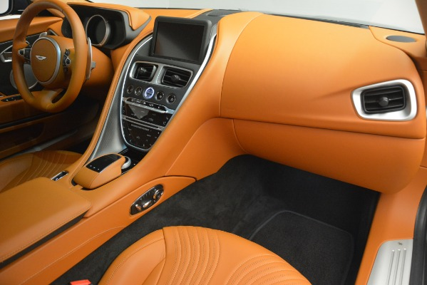 Used 2018 Aston Martin DB11 V12 Coupe for sale Sold at Aston Martin of Greenwich in Greenwich CT 06830 20
