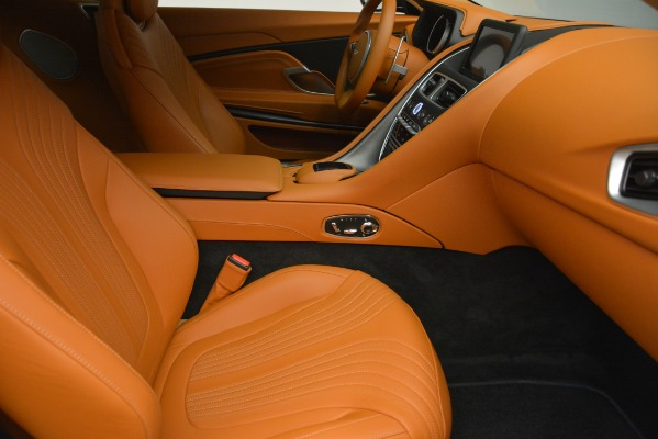 Used 2018 Aston Martin DB11 V12 Coupe for sale Sold at Aston Martin of Greenwich in Greenwich CT 06830 21