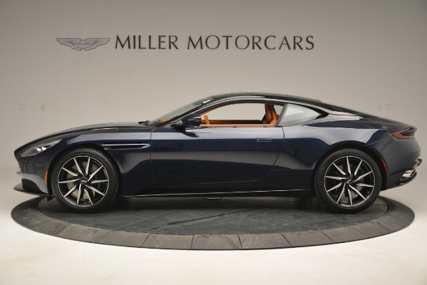 Used 2018 Aston Martin DB11 V12 Coupe for sale Sold at Aston Martin of Greenwich in Greenwich CT 06830 3