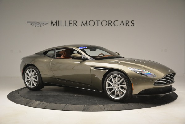 Used 2018 Aston Martin DB11 V12 Coupe for sale Sold at Aston Martin of Greenwich in Greenwich CT 06830 10