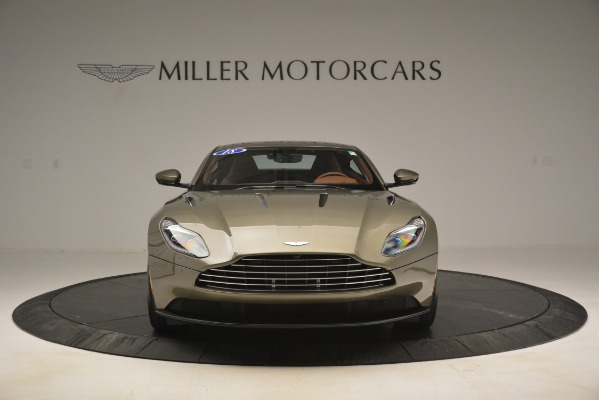Used 2018 Aston Martin DB11 V12 Coupe for sale Sold at Aston Martin of Greenwich in Greenwich CT 06830 12