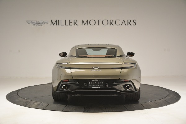 Used 2018 Aston Martin DB11 V12 Coupe for sale Sold at Aston Martin of Greenwich in Greenwich CT 06830 6