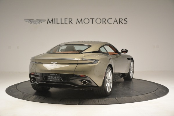 Used 2018 Aston Martin DB11 V12 Coupe for sale Sold at Aston Martin of Greenwich in Greenwich CT 06830 7