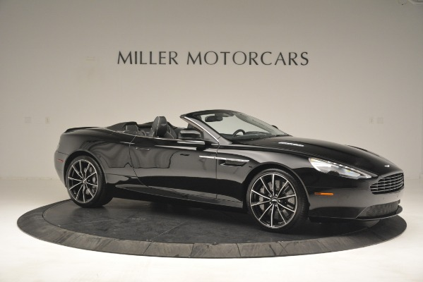 Used 2016 Aston Martin DB9 Convertible for sale Sold at Aston Martin of Greenwich in Greenwich CT 06830 10