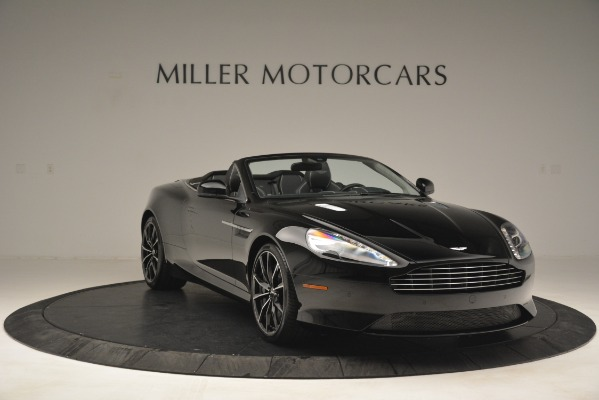 Used 2016 Aston Martin DB9 Convertible for sale Sold at Aston Martin of Greenwich in Greenwich CT 06830 11