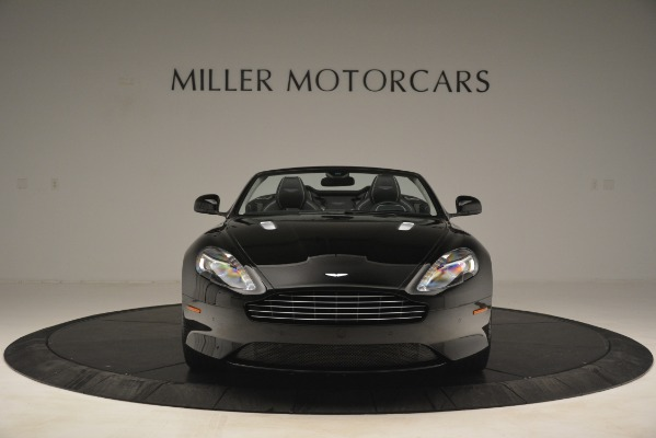 Used 2016 Aston Martin DB9 Convertible for sale Sold at Aston Martin of Greenwich in Greenwich CT 06830 12