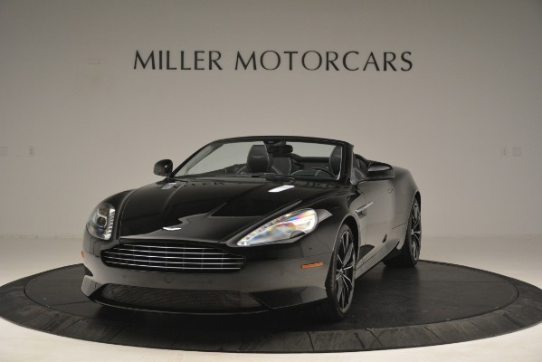 Used 2016 Aston Martin DB9 Convertible for sale Sold at Aston Martin of Greenwich in Greenwich CT 06830 2