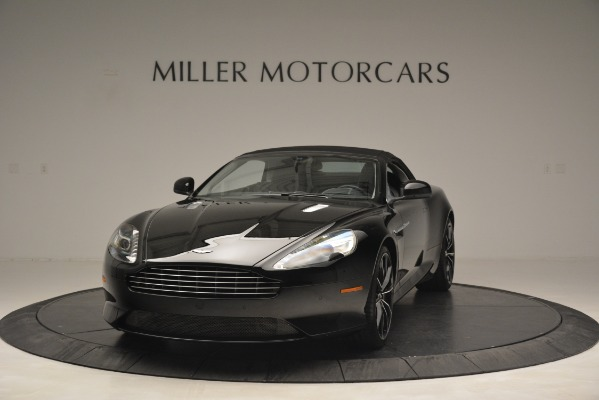 Used 2016 Aston Martin DB9 Convertible for sale Sold at Aston Martin of Greenwich in Greenwich CT 06830 23