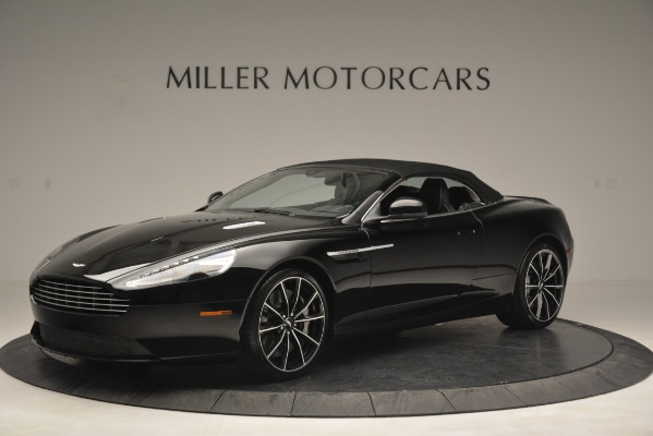 Used 2016 Aston Martin DB9 Convertible for sale Sold at Aston Martin of Greenwich in Greenwich CT 06830 24
