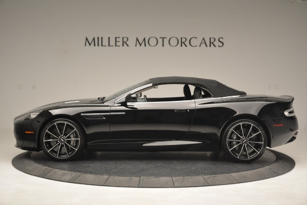 Used 2016 Aston Martin DB9 Convertible for sale Sold at Aston Martin of Greenwich in Greenwich CT 06830 25