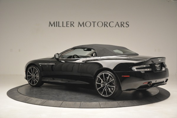 Used 2016 Aston Martin DB9 Convertible for sale Sold at Aston Martin of Greenwich in Greenwich CT 06830 26