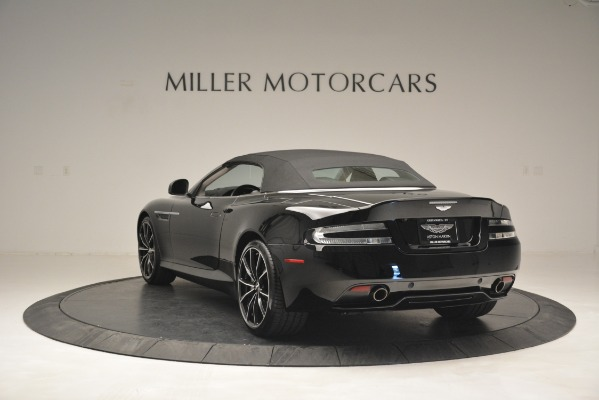 Used 2016 Aston Martin DB9 Convertible for sale Sold at Aston Martin of Greenwich in Greenwich CT 06830 27