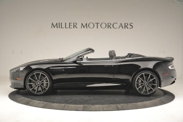 Used 2016 Aston Martin DB9 Convertible for sale Sold at Aston Martin of Greenwich in Greenwich CT 06830 3