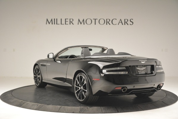 Used 2016 Aston Martin DB9 Convertible for sale Sold at Aston Martin of Greenwich in Greenwich CT 06830 5