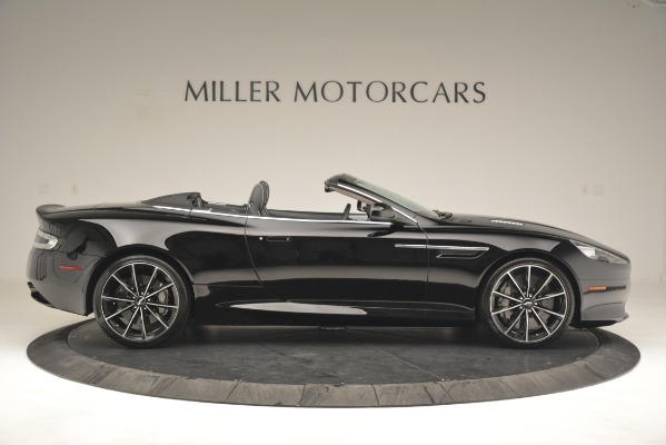 Used 2016 Aston Martin DB9 Convertible for sale Sold at Aston Martin of Greenwich in Greenwich CT 06830 9