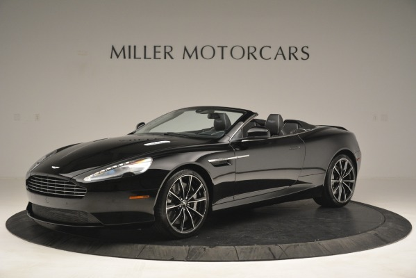 Used 2016 Aston Martin DB9 Convertible for sale Sold at Aston Martin of Greenwich in Greenwich CT 06830 1