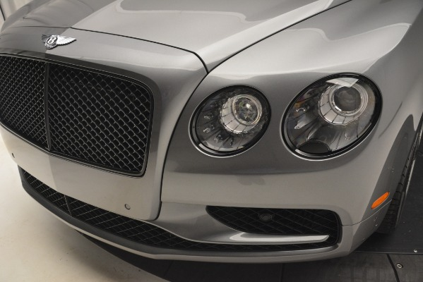Used 2018 Bentley Flying Spur W12 S for sale Sold at Aston Martin of Greenwich in Greenwich CT 06830 14