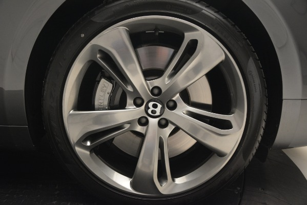 Used 2018 Bentley Flying Spur W12 S for sale Sold at Aston Martin of Greenwich in Greenwich CT 06830 16