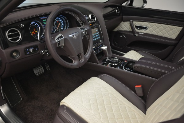 Used 2018 Bentley Flying Spur W12 S for sale Sold at Aston Martin of Greenwich in Greenwich CT 06830 19