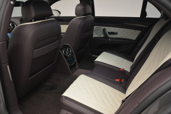 Used 2018 Bentley Flying Spur W12 S for sale Sold at Aston Martin of Greenwich in Greenwich CT 06830 26