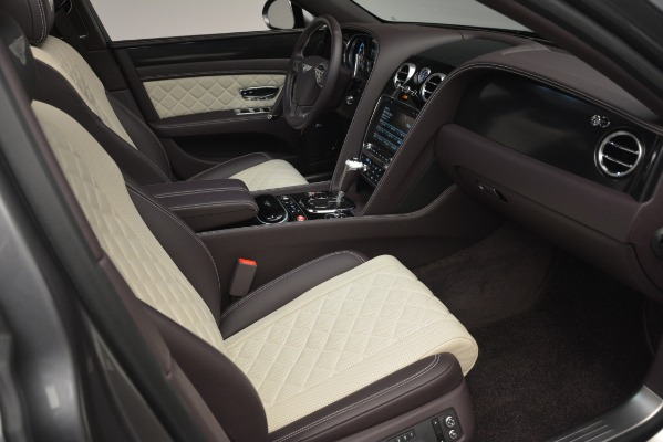 Used 2018 Bentley Flying Spur W12 S for sale Sold at Aston Martin of Greenwich in Greenwich CT 06830 28