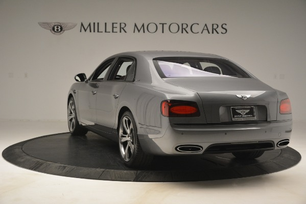 Used 2018 Bentley Flying Spur W12 S for sale Sold at Aston Martin of Greenwich in Greenwich CT 06830 5
