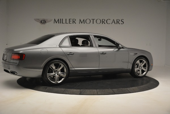 Used 2018 Bentley Flying Spur W12 S for sale Sold at Aston Martin of Greenwich in Greenwich CT 06830 8