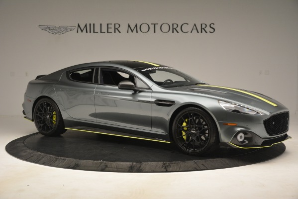 New 2019 Aston Martin Rapide AMR Sedan for sale $282,980 at Aston Martin of Greenwich in Greenwich CT 06830 10