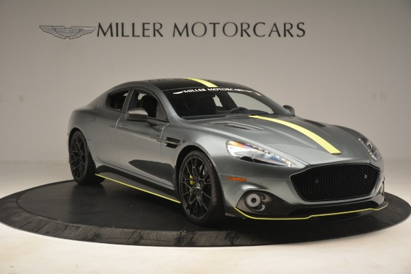 New 2019 Aston Martin Rapide AMR Sedan for sale $282,980 at Aston Martin of Greenwich in Greenwich CT 06830 11
