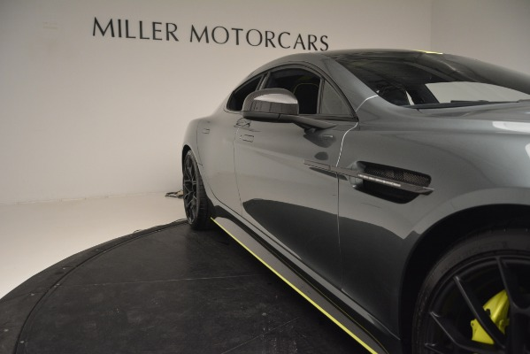New 2019 Aston Martin Rapide AMR Sedan for sale $282,980 at Aston Martin of Greenwich in Greenwich CT 06830 14