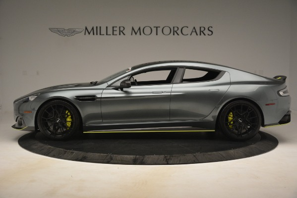 New 2019 Aston Martin Rapide AMR Sedan for sale $282,980 at Aston Martin of Greenwich in Greenwich CT 06830 3