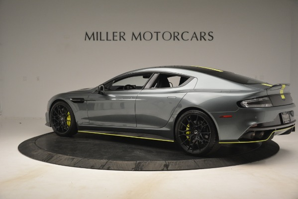 New 2019 Aston Martin Rapide AMR Sedan for sale $282,980 at Aston Martin of Greenwich in Greenwich CT 06830 4