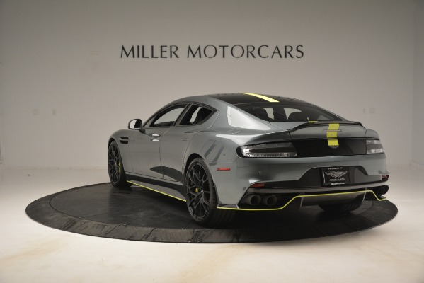 New 2019 Aston Martin Rapide AMR Sedan for sale $282,980 at Aston Martin of Greenwich in Greenwich CT 06830 5
