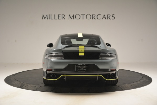 New 2019 Aston Martin Rapide AMR Sedan for sale $282,980 at Aston Martin of Greenwich in Greenwich CT 06830 6