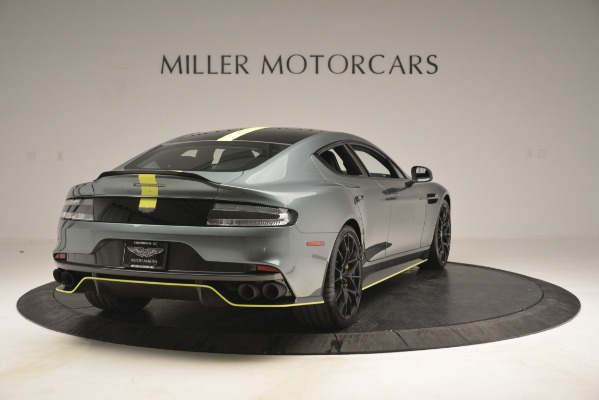New 2019 Aston Martin Rapide AMR Sedan for sale $282,980 at Aston Martin of Greenwich in Greenwich CT 06830 7